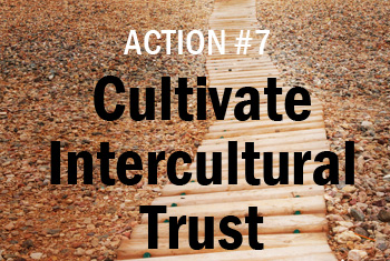 Cultivate Intercultural Trust